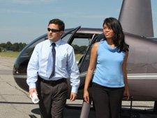 Executive Helicopter Charters Boston MA