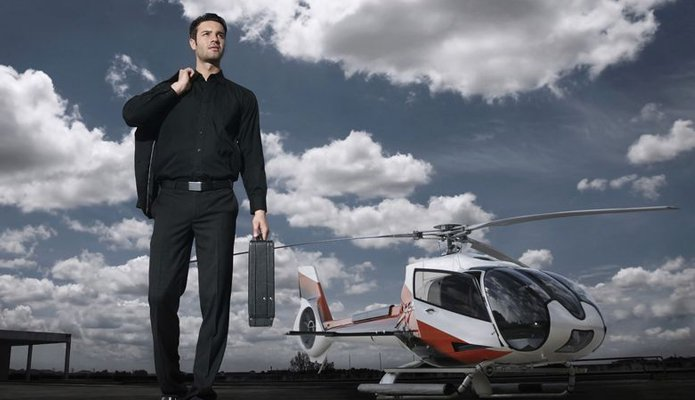 Helicopters Boston Services