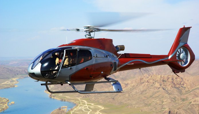Helicopter Services in Boston