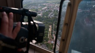 Aerial Videography -- Helicopters Over Boston